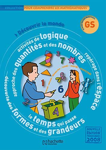 9782011174758: Découvrir le monde maternelle GS