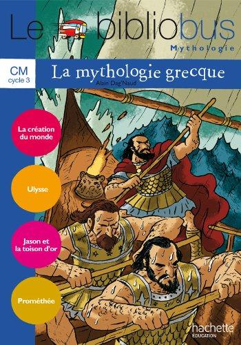 9782011175083: Le bibliobus nº 31 CM : La mythologie grecque - Cahier d'activité