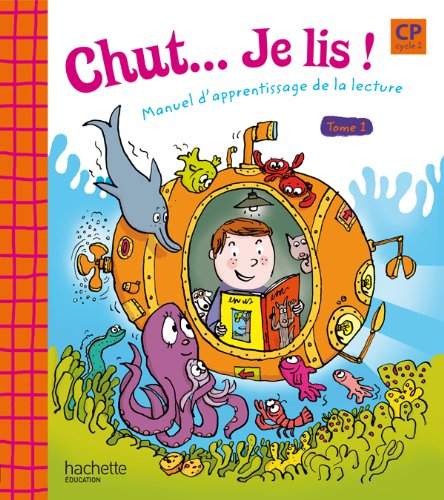 9782011175519: Chut... Je lis ! CP, cycle 2 (French Edition)