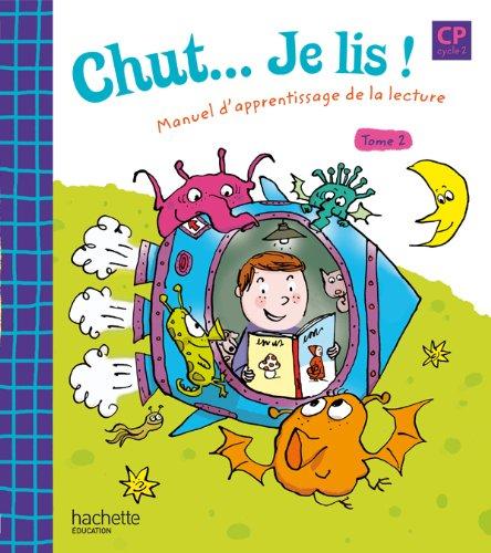 9782011175526: Chut... je lis ! (French Edition)