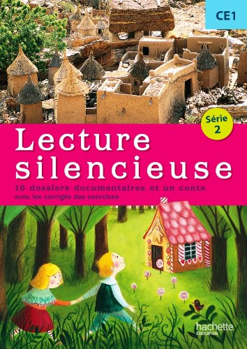 9782011175564: Lecture silencieuse CE1 Série 2 (French Edition)