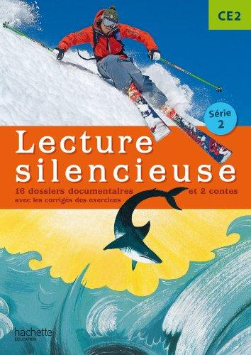 9782011175571: Lecture silencieuse CE2 - Pochette élève - Ed.2011