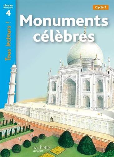 9782011176288: Tous lecteurs!: Monuments celebres