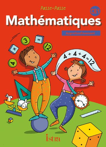 Mathematiques CE1 (French Edition): ISTRA