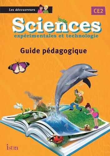 9782011176448: Sciences CE2 Les Découvreurs - Guide pédagogique - Edition 2013