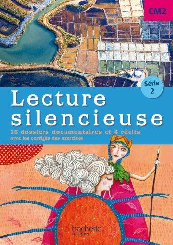9782011179838: Lecture silencieuse CM2 Série 2 - Pochette élève - Ed. 2012