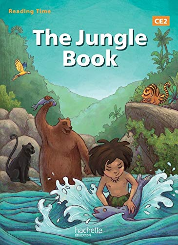 9782011179944: Reading Time The Jungle Book CE2 - Livre �l�ve - Edition 2013