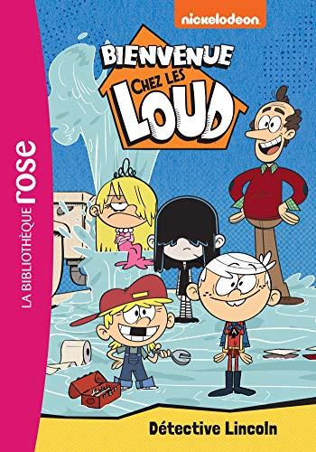 9782011183132: Bienvenue chez les Loud 09 - Détective Lincoln