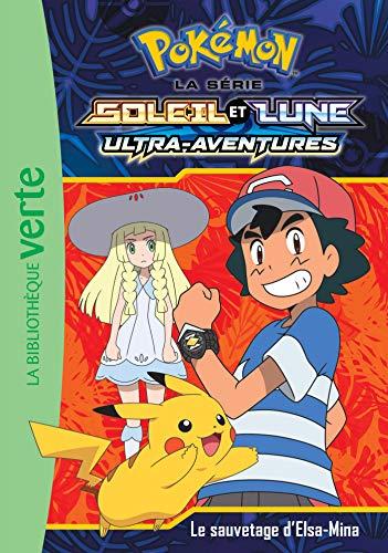 9782011183224: Pokémon Soleil et Lune 13 - Le sauvetage d'Elsa-Mina