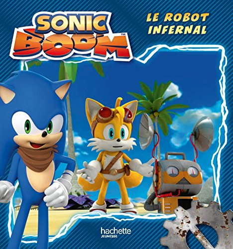 9782011205094: Sonic / Le robot infernal