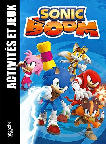9782011205117: Sonic / Activités et jeux