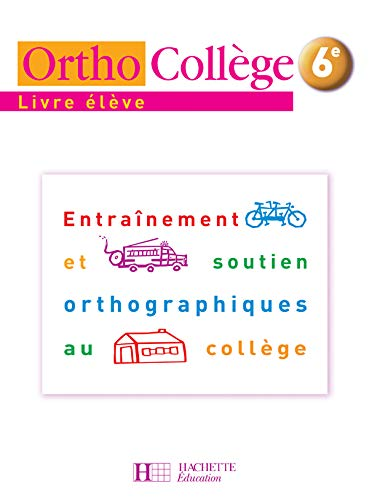 9782011253835: Orthocollege 6e (French Edition)