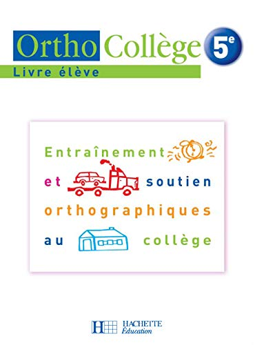 9782011253965: Orthocollege 5e (French Edition)