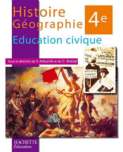 9782011254900 Histoire Ga C Ographie Education Civique 4e