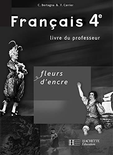 9782011254931: Français 4e : Livre du professeur