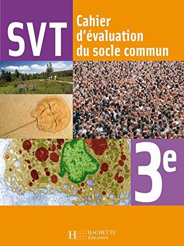 9782011255846: Sciences de la Vie et de la Terre (Herve) 3e - Cahier d'Activites - Édition 2008