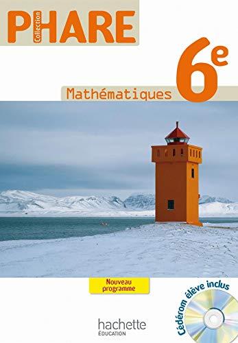 9782011255853: Mathmatiques 6e (1Cdrom)