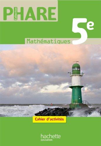 9782011255983: Mathematiques 5e (French Edition)
