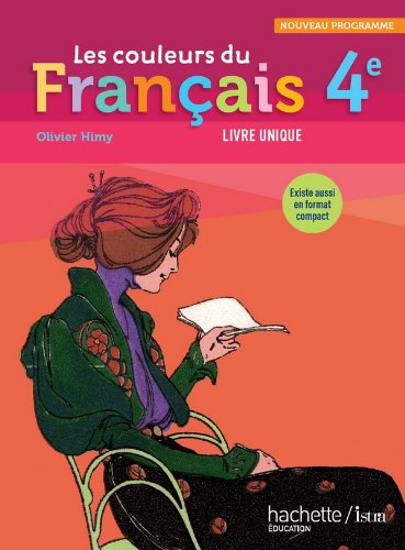 9782011256416: Les couleurs du francais 4e (French Edition)