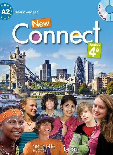 9782011256614: New Connect 4e / Palier 2 année 1 - Anglais - Livre de l'élève - Edition 2013