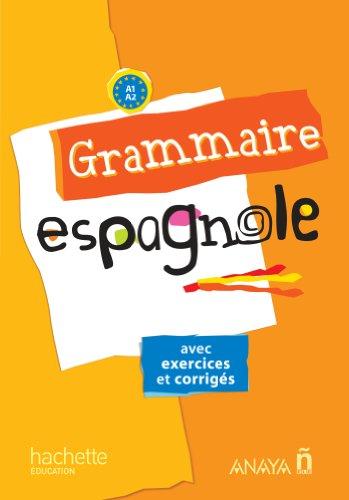 9782011256720: Grammaire espagnole - Edition 2013