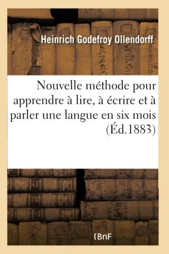 Nouvelle m (Paperback): OLLENDORFF-H