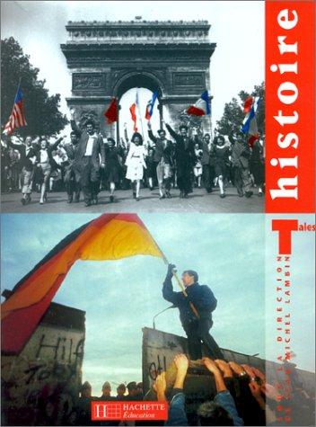 9782011351159: Histoire, terminales