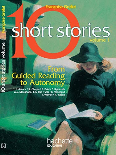9782011351814: 10 Short Stories, Anglais : From Guided Reading to Autonomy
