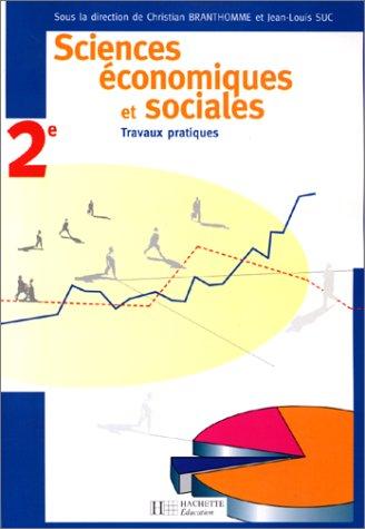 9782011351883: Sciences économiques et sociales, 2nde (Exercices)