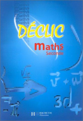 9782011352576: Maths seconde