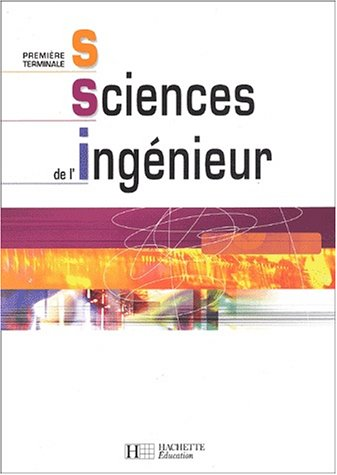 9782011353290: Sciences de l'ingénieur, 1ère, Terminale S