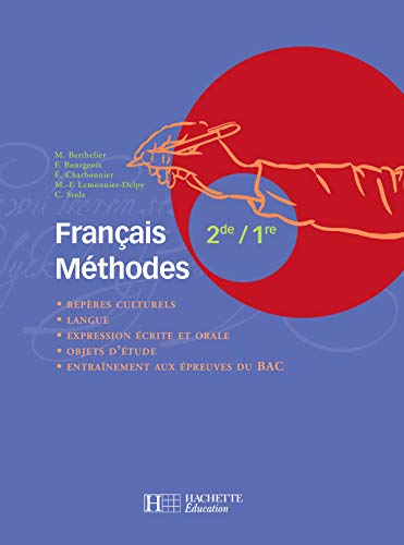 9782011353443: Francais Methodes (French Edition)