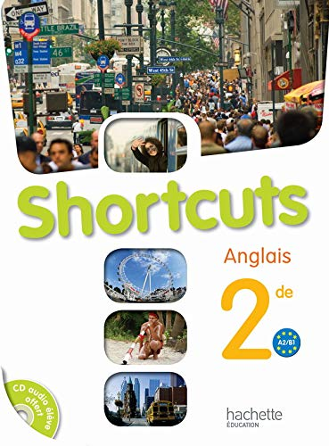 9782011354556: Anglais 2e Shortcuts (1CD audio)