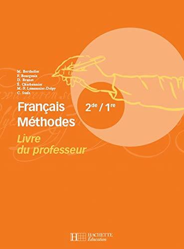 9782011354808: Français Méthodes 2e-1e (French Edition)