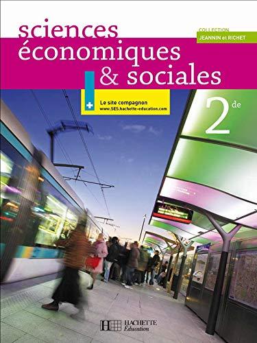 Sciences Economiques et Sociales 2e: n/a