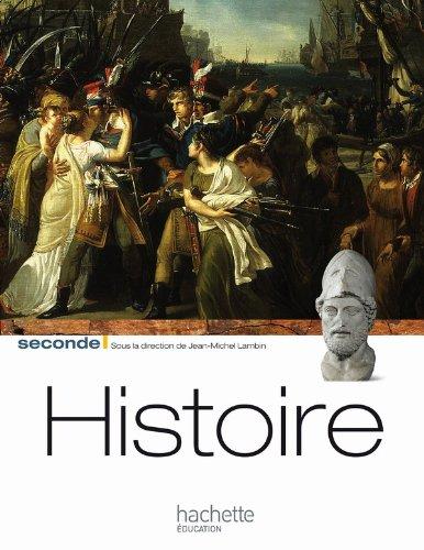 9782011355010: Histoire 2e : Format compact