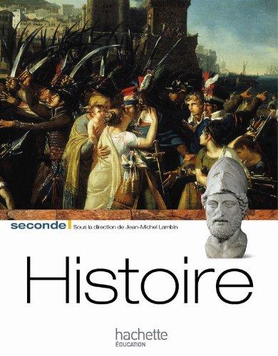 9782011355096: EsaBAC. Histoire. Niveau 2e. Per le Scuole superiori