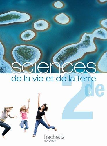 9782011355195: Sciences de la vie et de la terre 2de - Livre de l'élève Format compact - Edition 2010