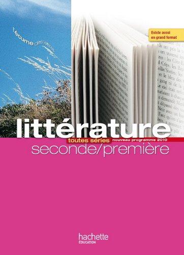 L'écume des lettres - Littérature 2de /: Bruley, P.; Daireaux,