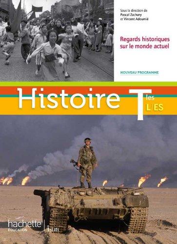 9782011355652: Histoire Tles ES/L - Livre élève Format compact - Edition 2012
