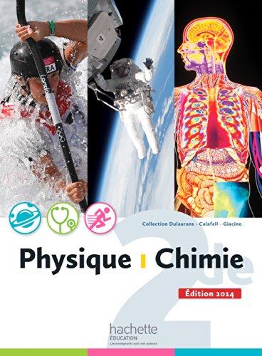 9782011355935: Physique-Chimie 2de compact - Edition 2014