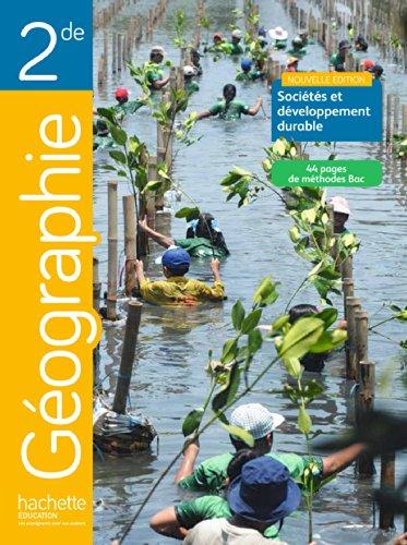 9782011356109: Géographie 2de Compact - Edition 2014