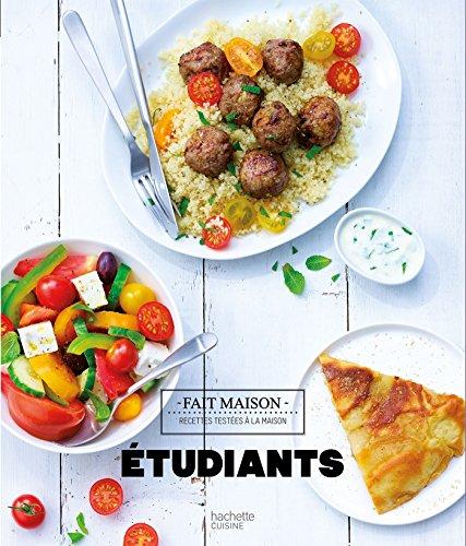 Etudiants: Recettes gourmandes testées dans une kitchenette: Stéphanie de Turckheim