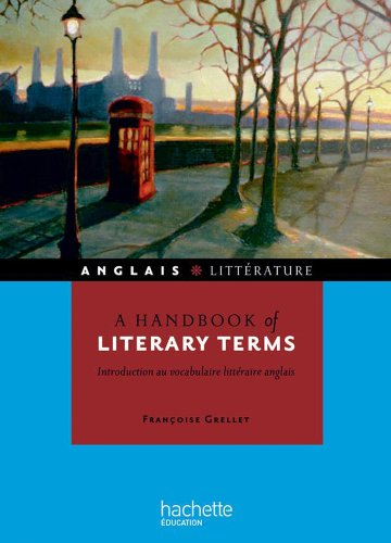 9782011401793: A handbook of literary terms - Introduction au vocabulaire littéraire anglais (HU)