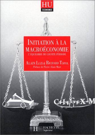 9782011449085: Initiation à la macroéconomie