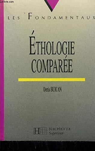 9782011451088: Ethologie comparée