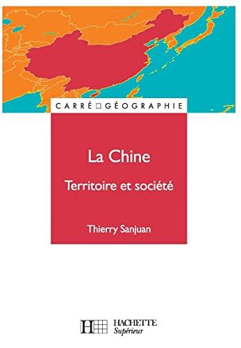 9782011451316: La Chine, territoire et société