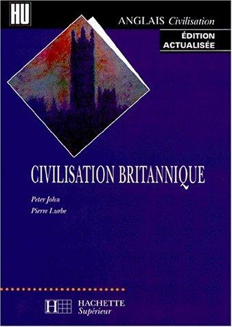 9782011452467: Civilisation britannique