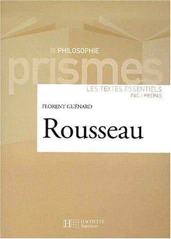 9782011454096: Rousseau