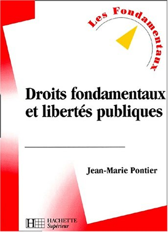 9782011454645: Droits fondamentaux et libertés publiques